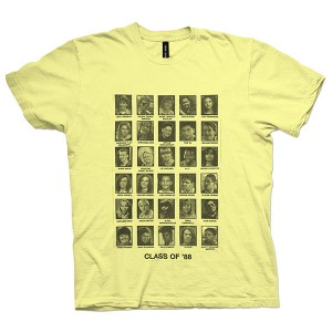 Class of '88: Degrassi Jr High T-shirt - Yellow