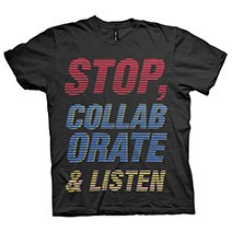 Stop, Collaborate & Listen
