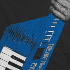 Keyboard Guitar T-shirt